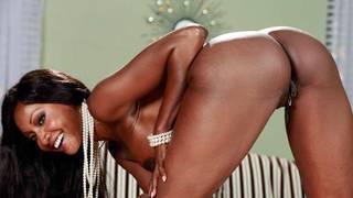 Nudo afroamericano.